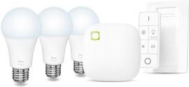 Trust Smart Home E27 White Ambiance Startpakket met Dimmer