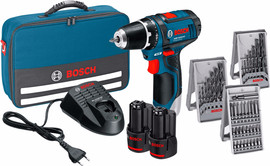 Bosch GSR 12V-15 1,5 Ah