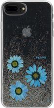 FLAVR iPlate Real Flower Julia iPhone 6+/6s+/7+/8+ Back Cove