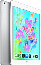 Apple iPad (2018) 128 GB Wifi Silver