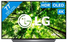 LG OLED77C8P