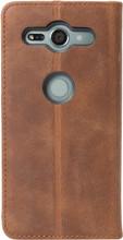 Krusell Sunne Vintage 2 Xperia XZ2 Compact Book Case Bruin