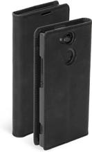 Krusell Sunne Vintage 2 Xperia XA2 Book Case Zwart
