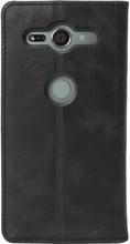 Krusell Sunne Vintage 2 Xperia XZ2 Compact Book Case Zwart