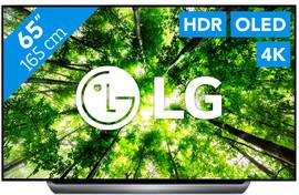 LG OLED65C8P