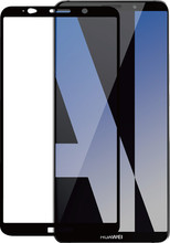 Azuri Gehard Glas Huawei Mate 10 Pro Screenprotector Glas Zw