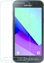 Azuri Galaxy Xcover 4 Screenprotector Gehard Glas