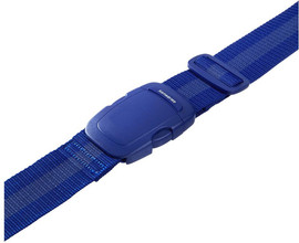 Samsonite Luggage Strap 3,8 cm Indigo Blue