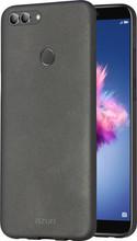 Azuri Metallic Soft Touch P Smart Back Cover Zwart