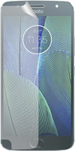 Azuri Motorola Moto G5S Plus Screenprotector Plastic Duo Pac