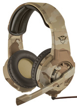 Trust GXT 310D Desert Camo Gaming Headset