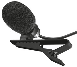 Trust Lava USB Microfoon met klem