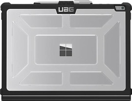 UAG Surface Book 13.5 inch Back Cover Transparant