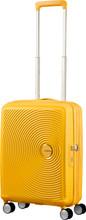 American Tourister Soundbox Spinner 55 cm TSA Exp Golden Yel