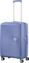 American Tourister Soundbox Spinner 67 cm TSA Exp Denim Blue