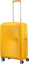 American Tourister Soundbox Spinner 67 cm TSA Exp Golden Yel