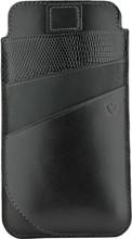 Valenta Pocket Supreme Apple iPhone X Pouch Zwart