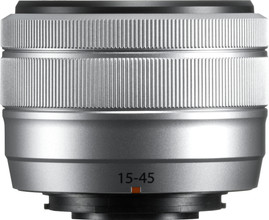 Fujifilm XC 15-45mm f/3.5-5.6 OIS PZ Zilver