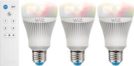 WiZ Color E27 3 Stuks met Afstandsbedieningen