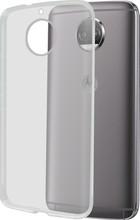 Azuri Glossy TPU Motorola Moto G5S Back Cover Transparant