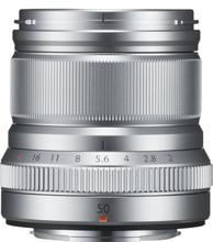 Fujifilm XF 50mm f/2.0 R WR Zilver