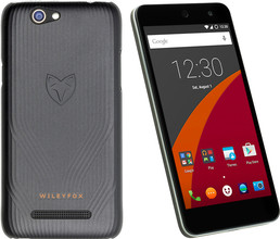 Wileyfox Swift + Back Cover