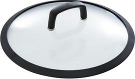 BK Infinity Glazen Deksel 28 cm