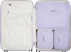 SUITSUIT Fabulous Fifties Packing Cube Set 66cm Paisley Purp