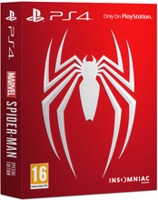 Spider Man Limited Edition PS4