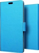 Just in Case Wallet Nokia 6 (2018) Book Case Blauw