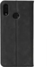 Krusell Sunne Huawei P20 Lite Book Case Zwart