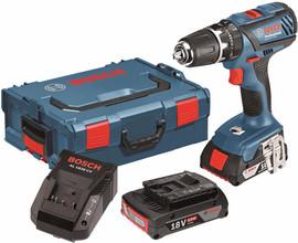 Bosch GSB 18-2-Li Plus + accessoireset
