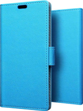 Just in Case Wallet Sony Xperia XZ2 Compact Book Case Blauw