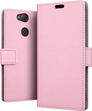 Just in Case Wallet Sony Xperia XA2 Ultra Book Case Roze