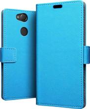 Just in Case Wallet Sony Xperia XA2 Ultra Book Case Blauw