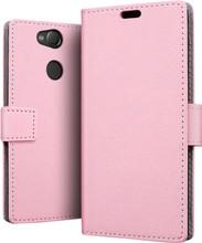 Just in Case Wallet Sony Xperia XA2 Book Case Roze