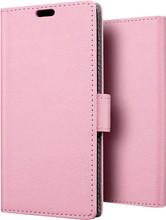 Just in Case Wallet Nokia 7 Plus Book Case Roze