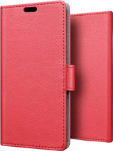 Just in Case Wallet Nokia 8 Sirocco Book Case Rood