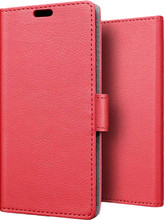 Just in Case Wallet Nokia 1 Book Case Rood