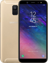 Samsung Galaxy A6 (2018) Goud BE