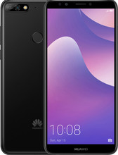 Huawei Y7 2018 Zwart BE