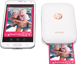 HP Sprocket Z3Z91A Wit