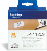 Brother DK-11209 Labels (29 mm x 62 mm) 1 Rol