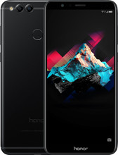Honor 7X Zwart