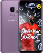 Samsung Galaxy S9 Paars BE WK