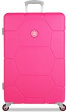 SUITSUIT Caretta Playful Spinner 76cm Hot Pink