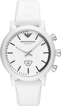 Emporio Armani Connected Wit/Zilver