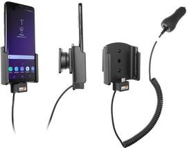 Brodit Houder Samsung Galaxy S9 met Oplader