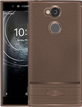 Just in Case Rugged Armor Xperia XA2 Ultra Back Cover Bruin