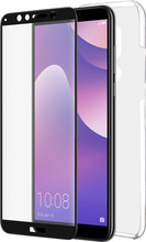 Azuri Protection Huawei Y7 (2018) Full Body Transparant